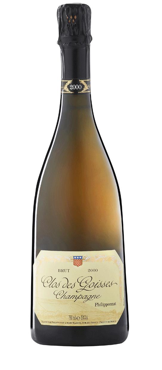 Champagne Philipponnat Clos des Goisses 2000 Lindaboie.png